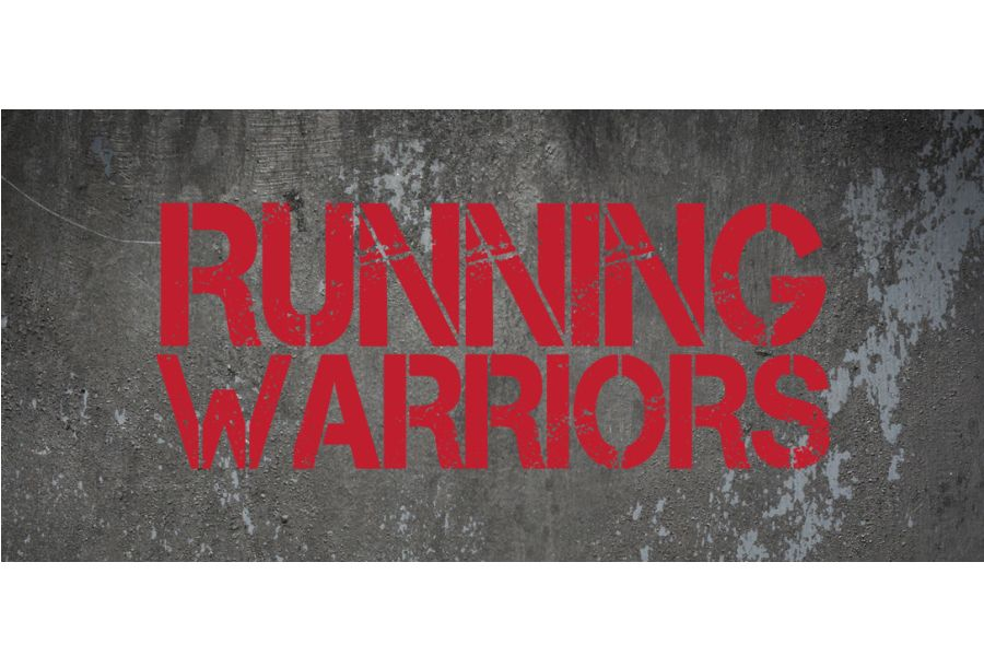 Running Warriors 900